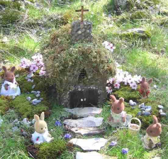 miniature-garden-easter